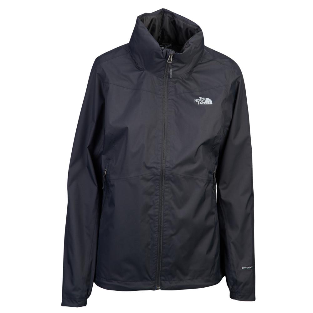 ザ ノースフェイス The North Face レディース アウター レインコート【Resolve Plus Rain Jacket】Tnf Black