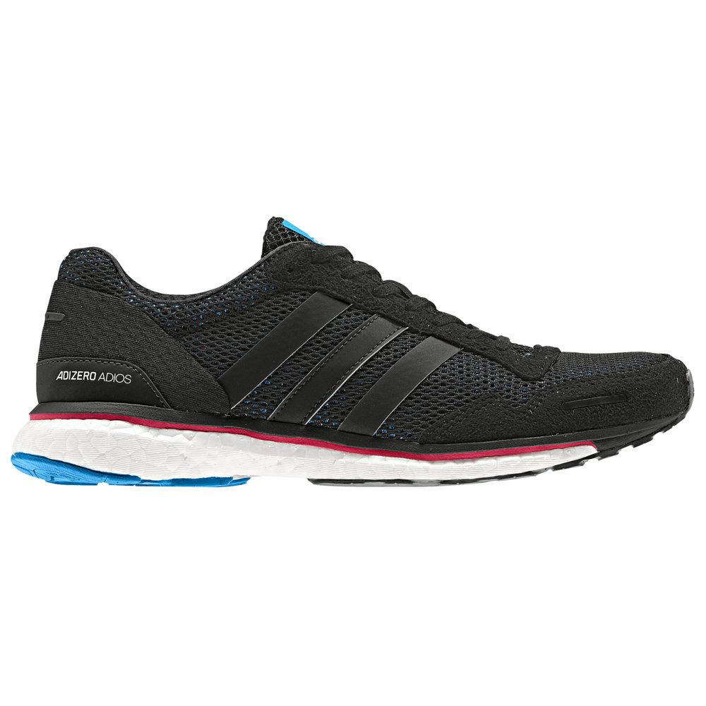 アディダス adidas レディース ランニング・ウォーキング シューズ・靴【adiZero Adios 3】Core Black/Real Magenta/Bright Blue