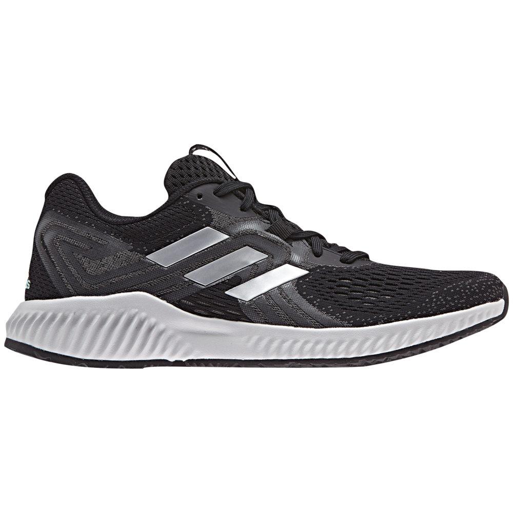 アディダス adidas レディース ランニング・ウォーキング シューズ・靴【Aerobounce 2】Core Black/Silver Met/Grey Five