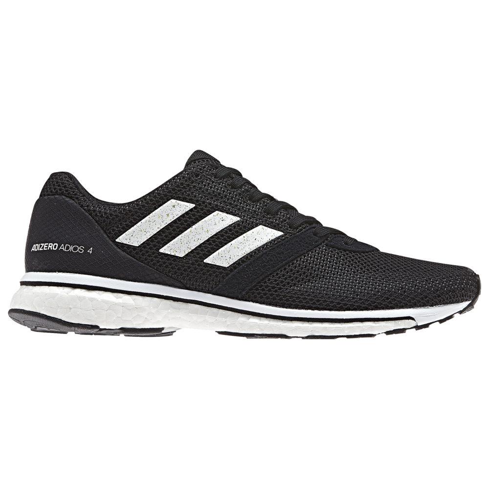 アディダス adidas レディース ランニング・ウォーキング シューズ・靴【adiZero Adios 4】Core Black/White/Core Black