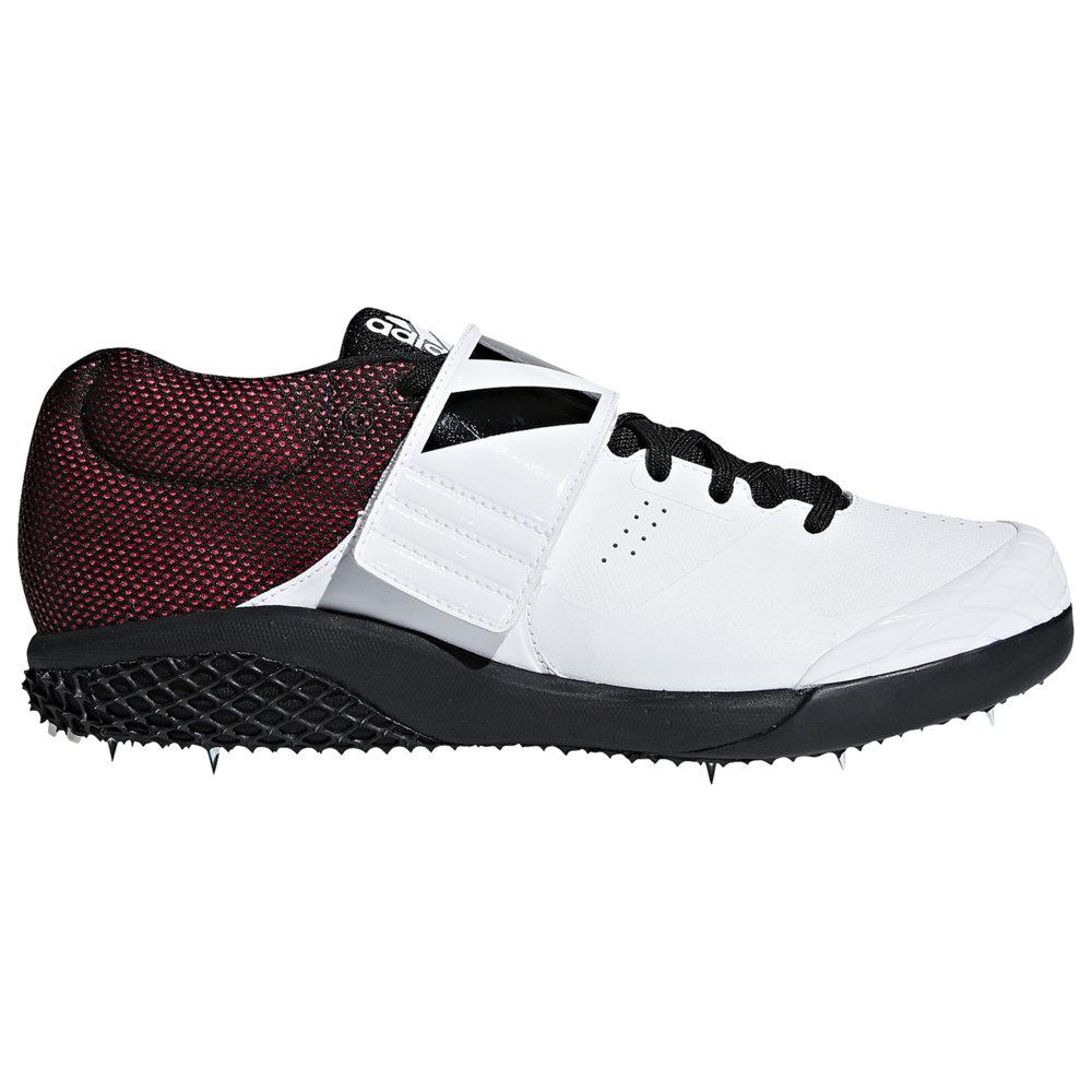 アディダス adidas メンズ 陸上 シューズ・靴【adiZero Javelin】White/Core Black/Shock Red