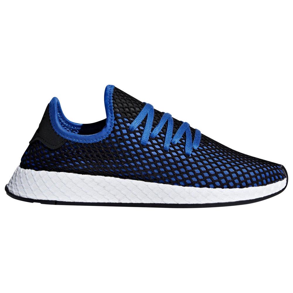 アディダス adidas Originals メンズ ランニング・ウォーキング シューズ・靴【Deerupt Runner】Hi Res Blue/Hi Res Blue/Black