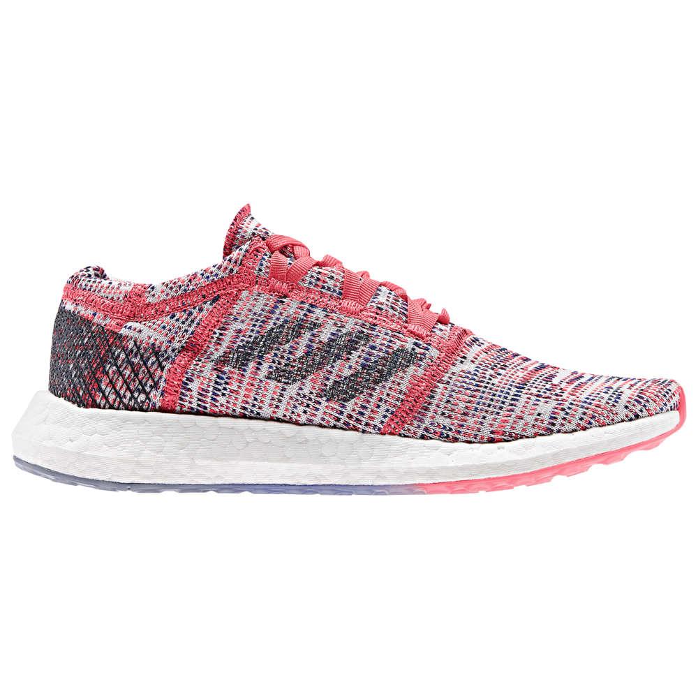 7033f524dc4b3 アディダス adidas レディース ランニング・ウォーキング シューズ・靴 PureBoost Go Shock Red