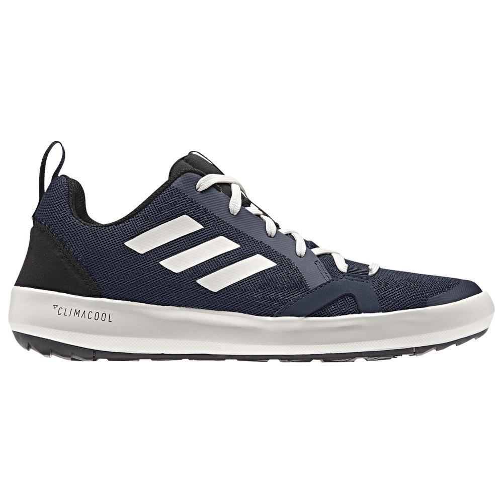 アディダス adidas メンズ シューズ・靴 ウォーターシューズ【Terrex CC Boat】Collegiate Navy/Chalk White/Black