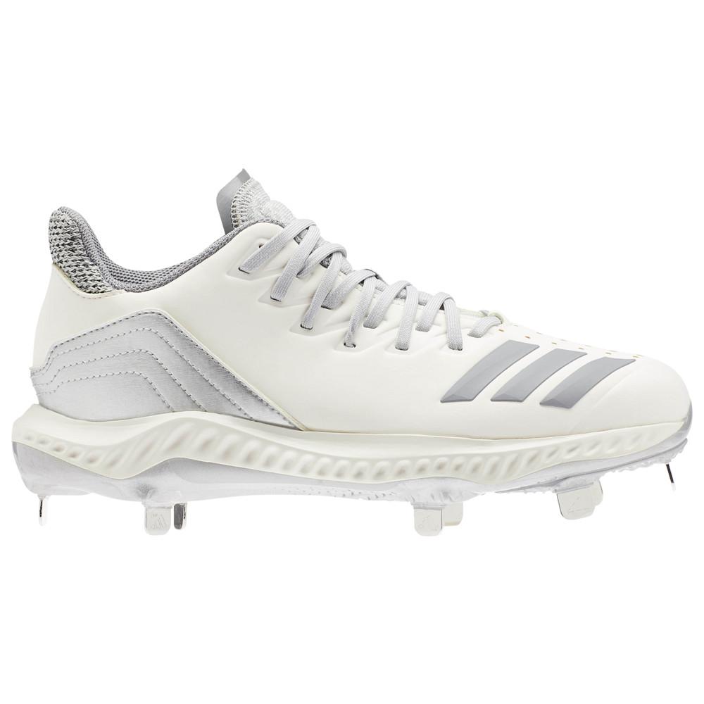 アディダス adidas レディース 野球 シューズ・靴【Bounce Icon】White/Metallic Silver