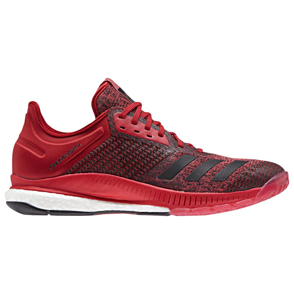 アディダス adidas レディース バレーボール シューズ・靴【Crazyflight X 2】Power Red/Black/White