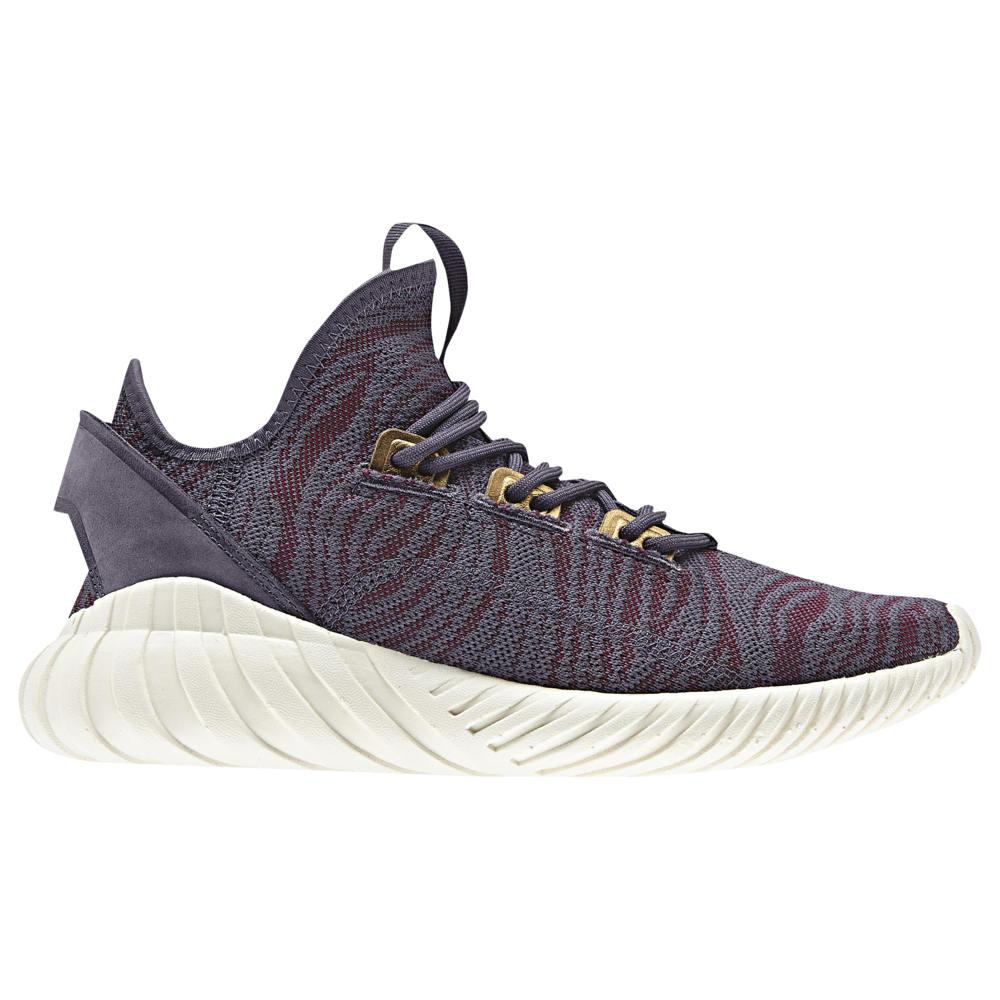 アディダス adidas Originals レディース ランニング・ウォーキング シューズ・靴【Tubular Doom Socks】Trace Purple/Maroon/Copper Flat