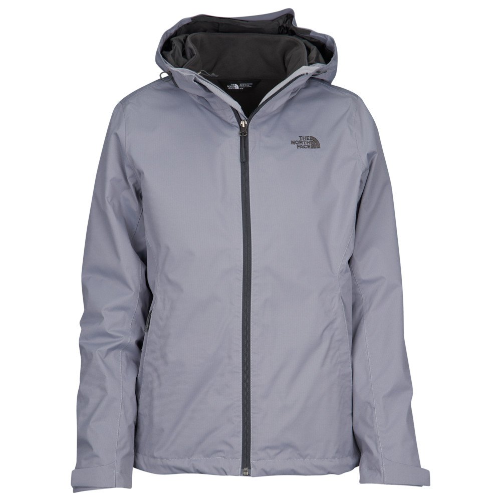 ザ ノースフェイス The North Face レディース アウター レインコート【Arrowood Triclimate Jacket】Medium Grey Dobby Past Season