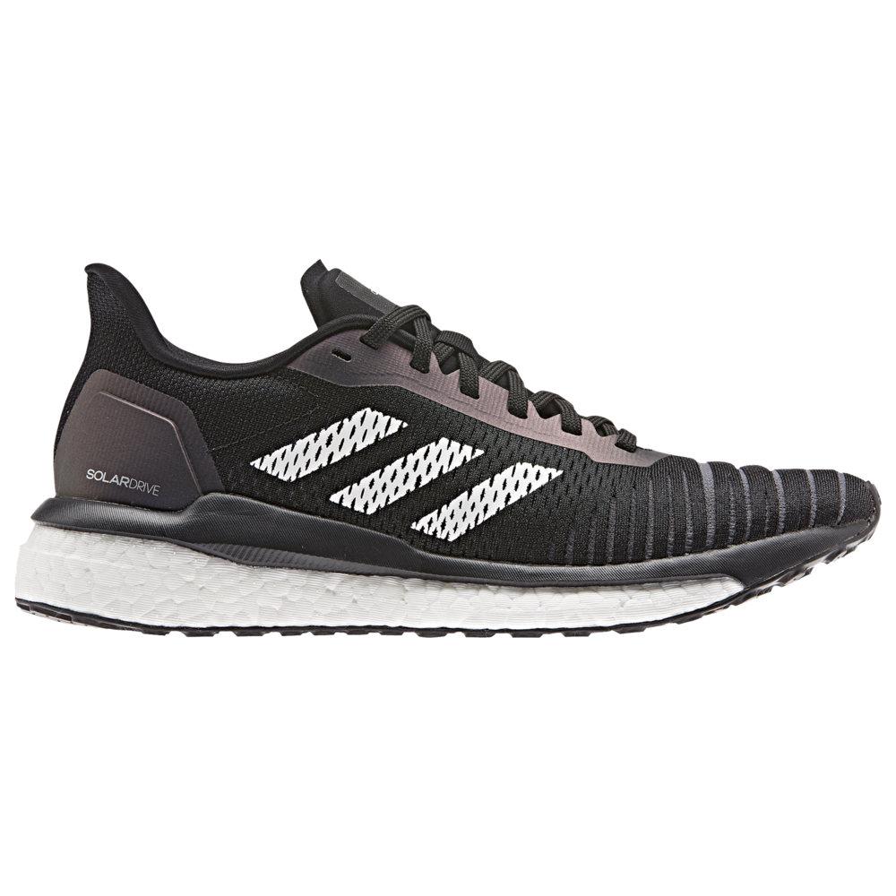 アディダス adidas レディース ランニング・ウォーキング シューズ・靴【Solar Drive】Core Black/White/Grey