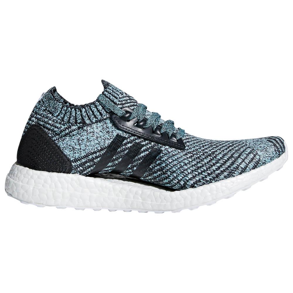 アディダス adidas レディース ランニング・ウォーキング シューズ・靴【Ultraboost X Parley】Carbon/Carbon/Blue Spirit