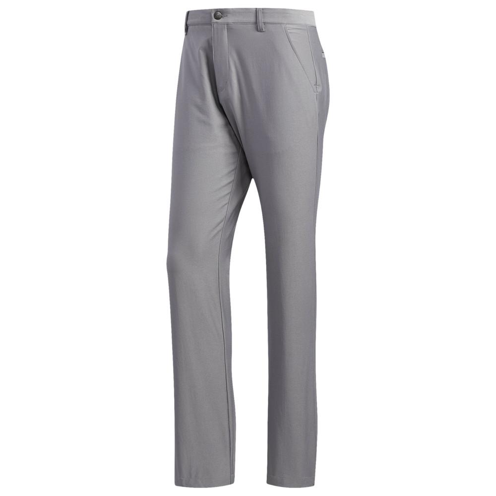 アディダス adidas メンズ ゴルフ ボトムス・パンツ【Ultimate Classic Golf Pants】Grey Three
