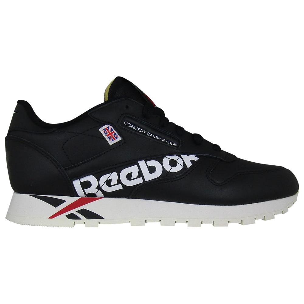 リーボック Reebok レディース ランニング・ウォーキング シューズ・靴【Classic Leather Altered】Black/White/Excellent Red/Chalk Alter the Icons