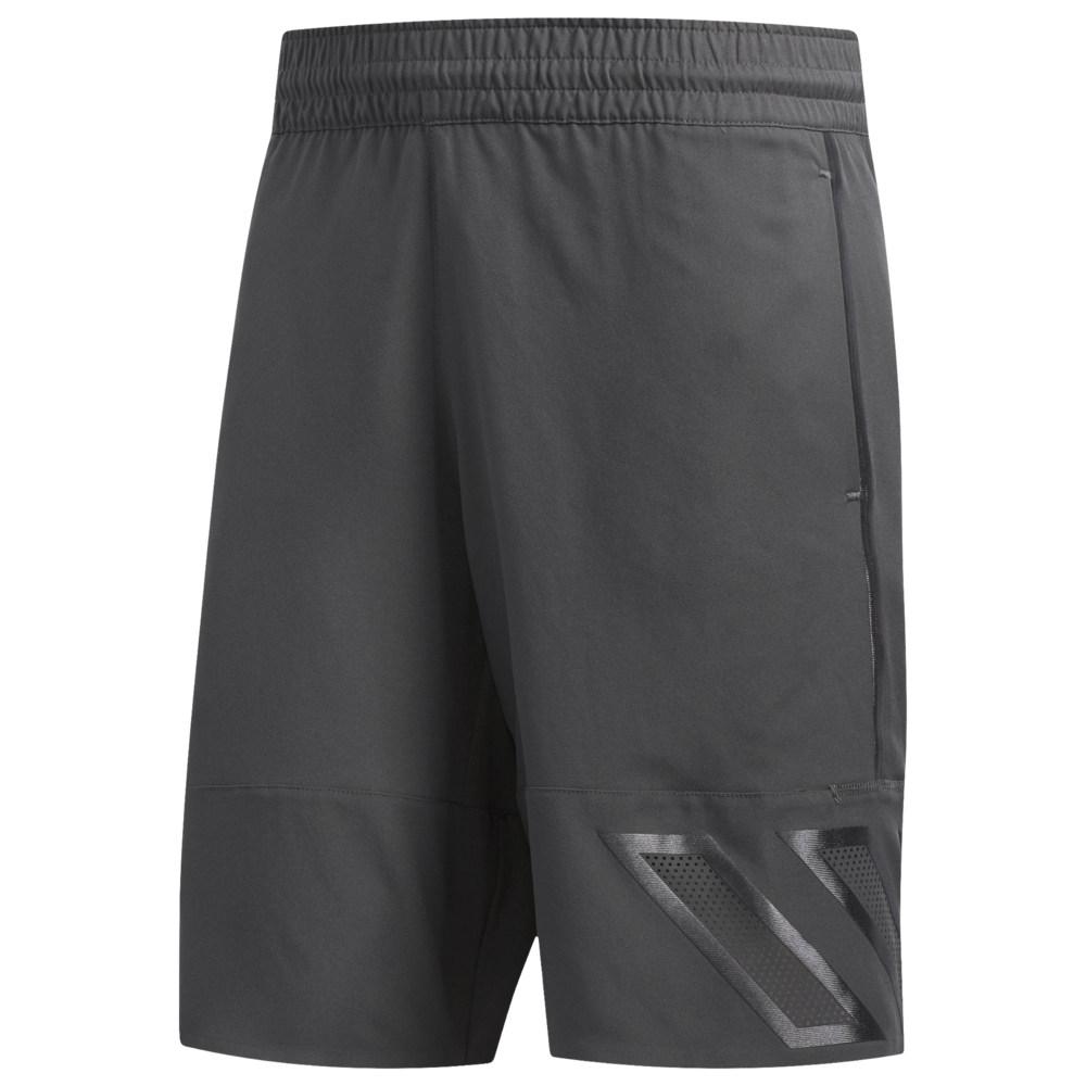 アディダス adidas メンズ バスケットボール ボトムス・パンツ【Pro Accelerate Next Level Shorts】Dark Grey