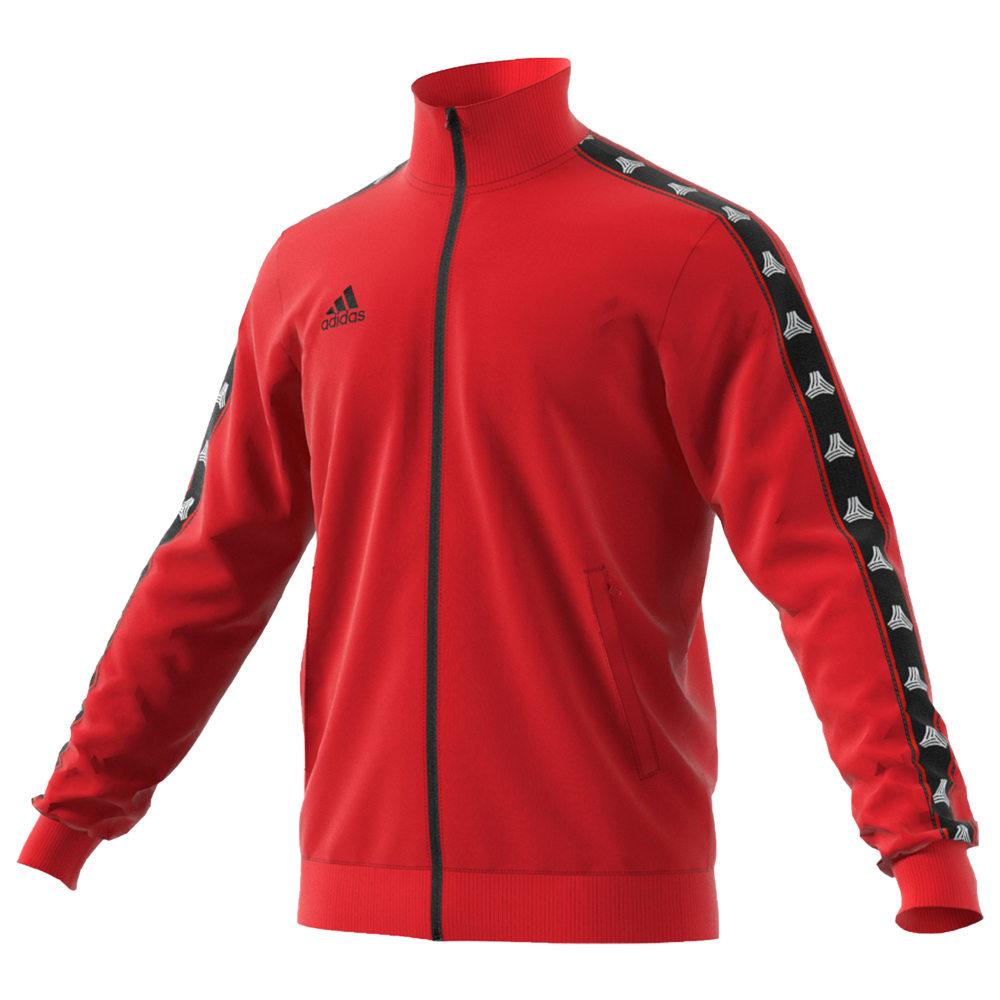 【超安い】 アディダス Jacket】Red adidas アウター【Tango メンズ サッカー アウター Club【Tango Club Home Jacket】Red, ミッキーシューズ:1ac51493 --- clftranspo.dominiotemporario.com