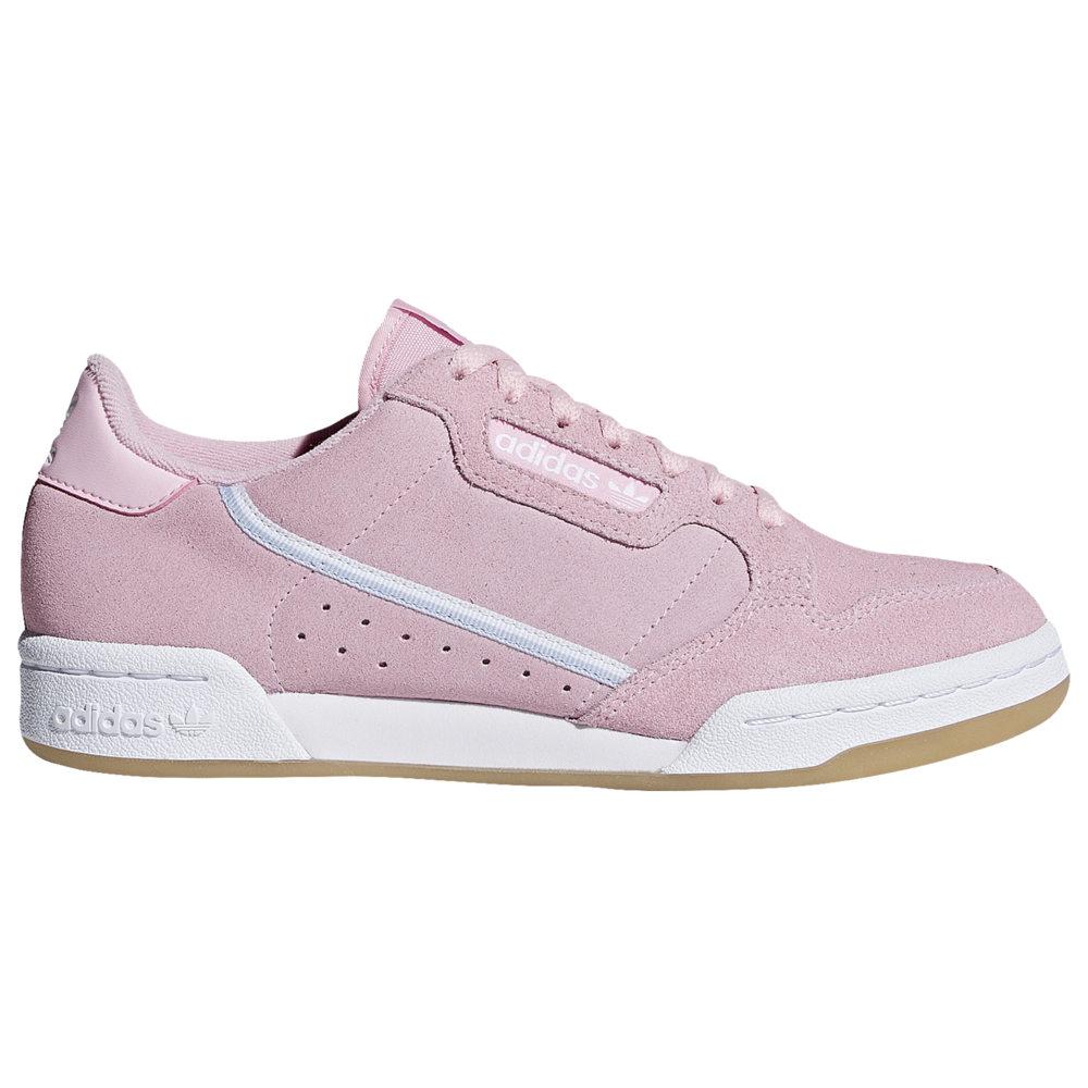 アディダス adidas Originals レディース ランニング・ウォーキング シューズ・靴【Continental 80】True Pink/Periwinkle/White Candy