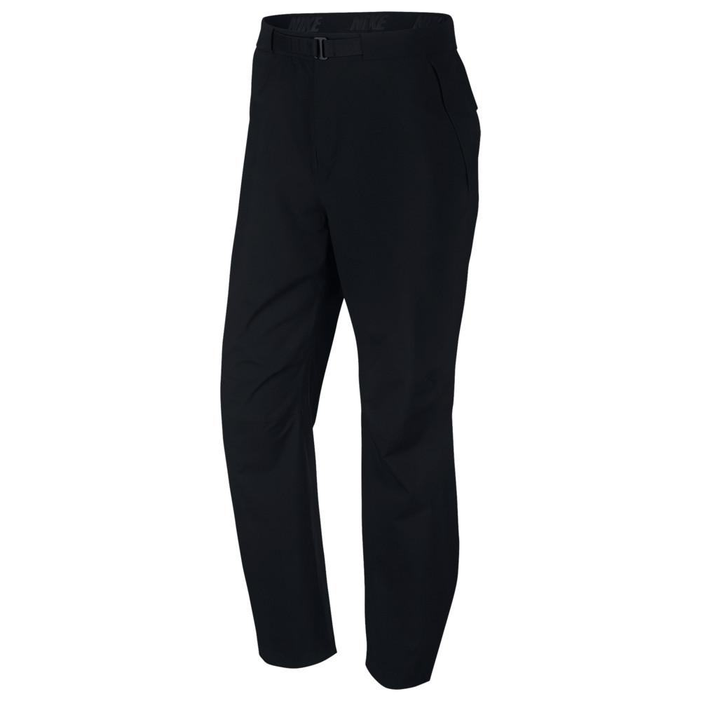 ナイキ Nike メンズ ゴルフ ボトムス・パンツ【Hypershield Core Golf Rain Pants】Black/Black