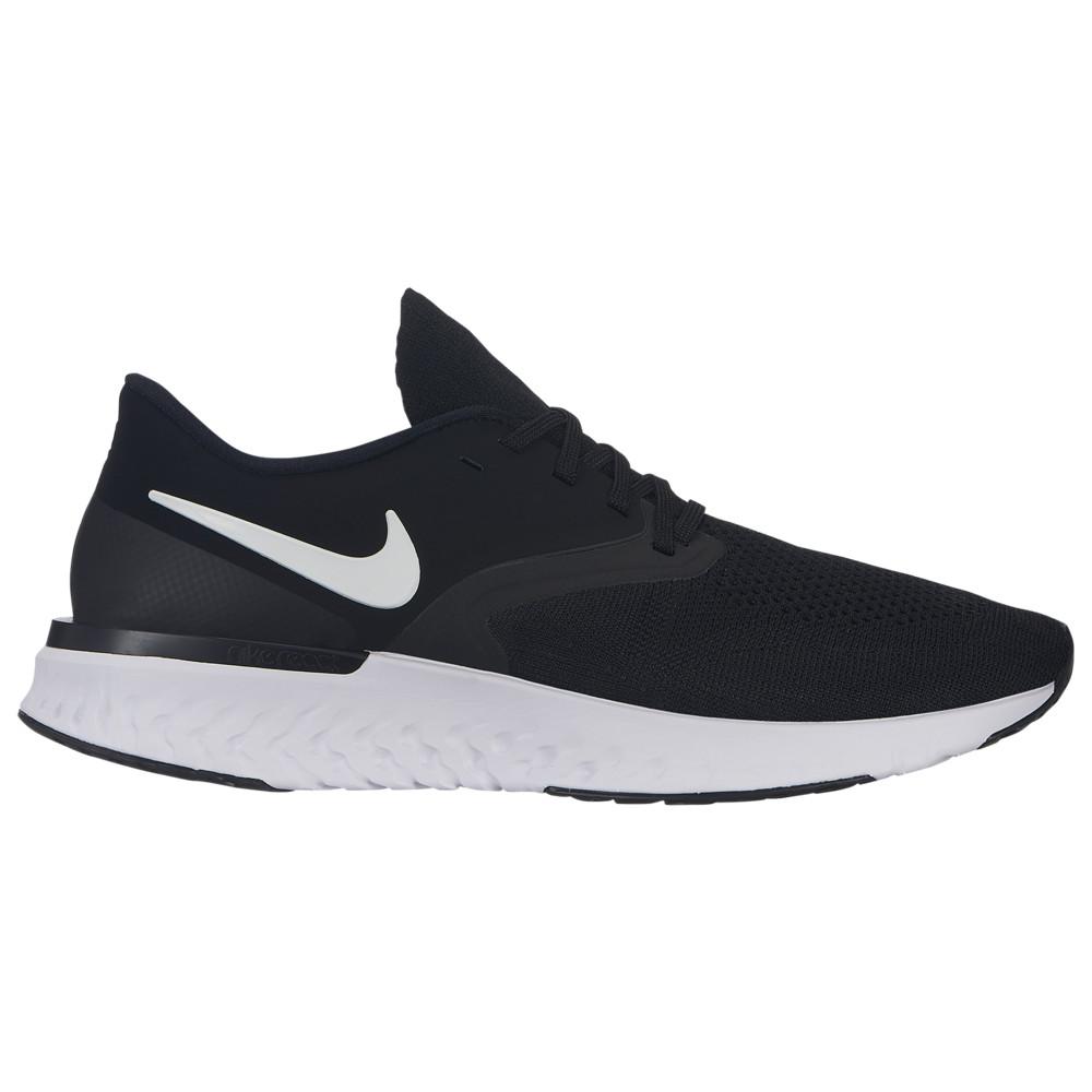 ナイキ Nike メンズ ランニング・ウォーキング シューズ・靴【Odyssey React 2 Flyknit】Black/White
