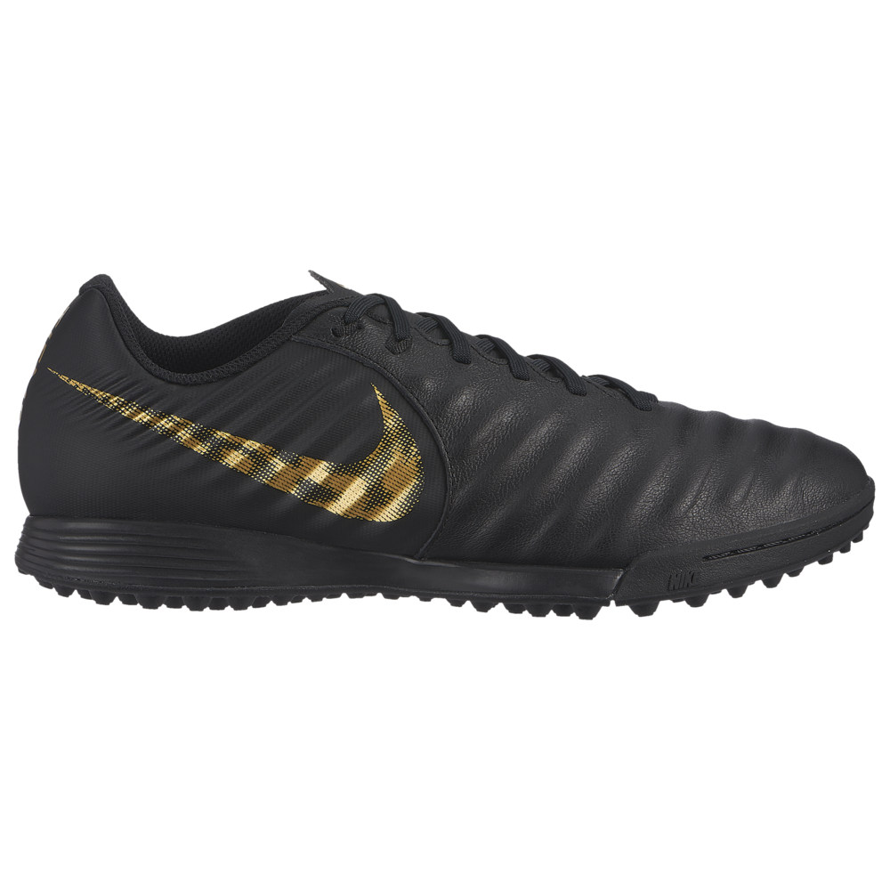 ナイキ Nike メンズ サッカー シューズ・靴【Tiempo LegendX 7 Academy TF】Black/Metallic Vivid Gold Black Lux