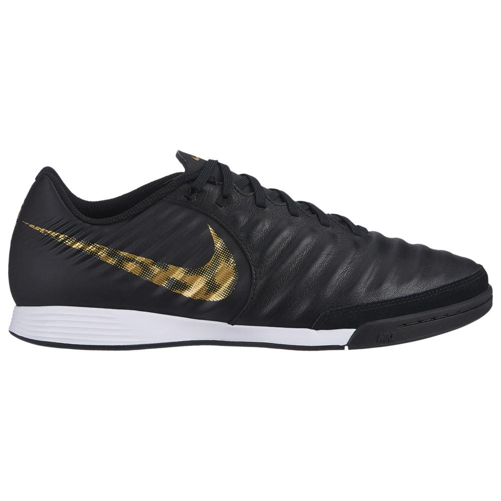 ナイキ Nike メンズ サッカー シューズ・靴【Tiempo LegendX 7 Academy IC】Black/Metallic Vivid Gold Black Lux