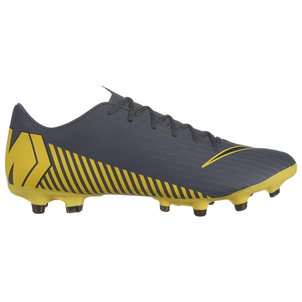 ナイキ Nike メンズ サッカー シューズ・靴【Mercurial Vapor 12 Academy MG】Dark Grey/Black/Optic Yellow Game Over