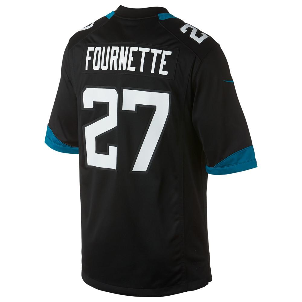 ナイキ Nike メンズ トップス【NFL Game Day Jersey】NFL Jacksonville Jaguars Leonard Fournette Black