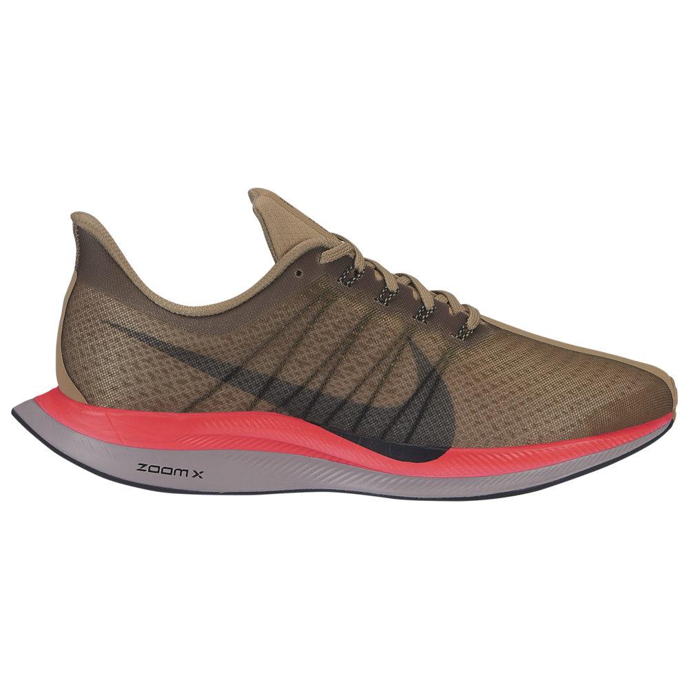 ナイキ Nike メンズ ランニング・ウォーキング シューズ・靴【Air Zoom Pegasus 35 Turbo】Parachute Beige/Black/Pumice/Red Orbit/Desert Ore