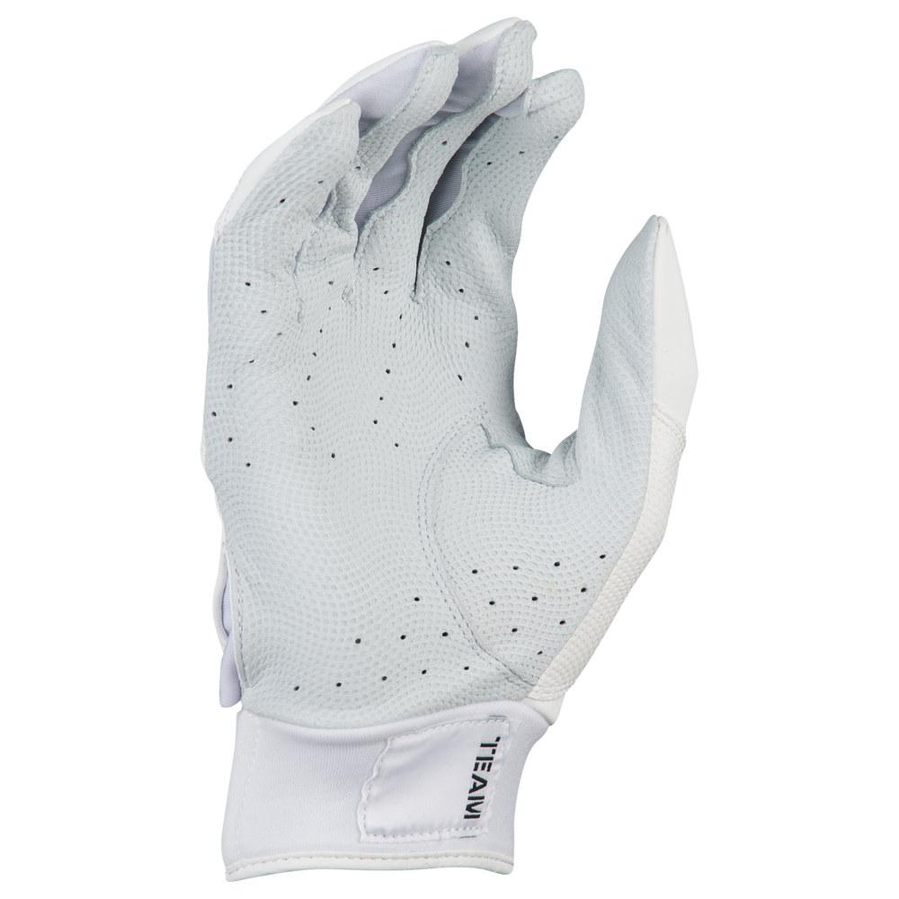マルッチ Marucci メンズ 野球 グローブ【Signature Batting Gloves】White/White