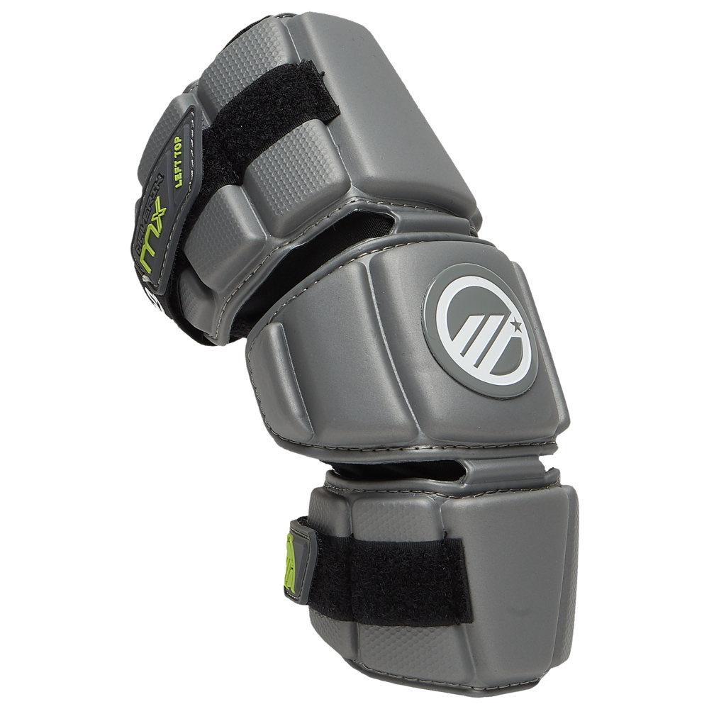 マーヴェリック Maverik Lacrosse メンズ ラクロス プロテクター【MX Arm Pad】Grey