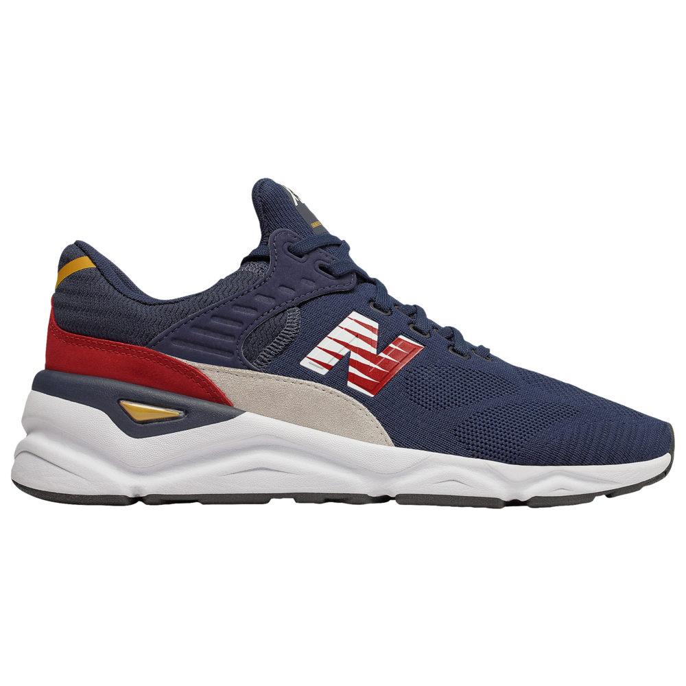 ニューバランス New Balance メンズ ランニング・ウォーキング シューズ・靴【X90】Pigment/Red