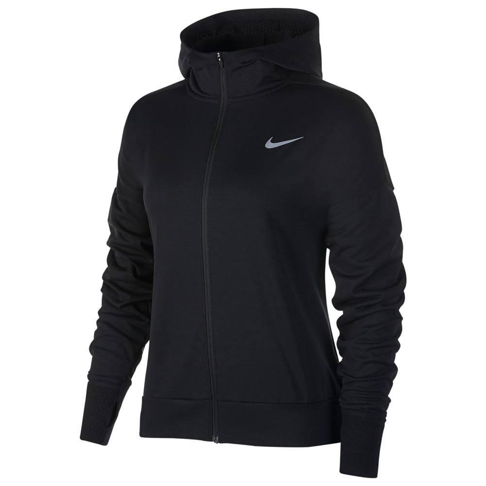 ナイキ Nike レディース ランニング・ウォーキング トップス【Thermasphere Element Hood 2.0】Black/Reflective Silver