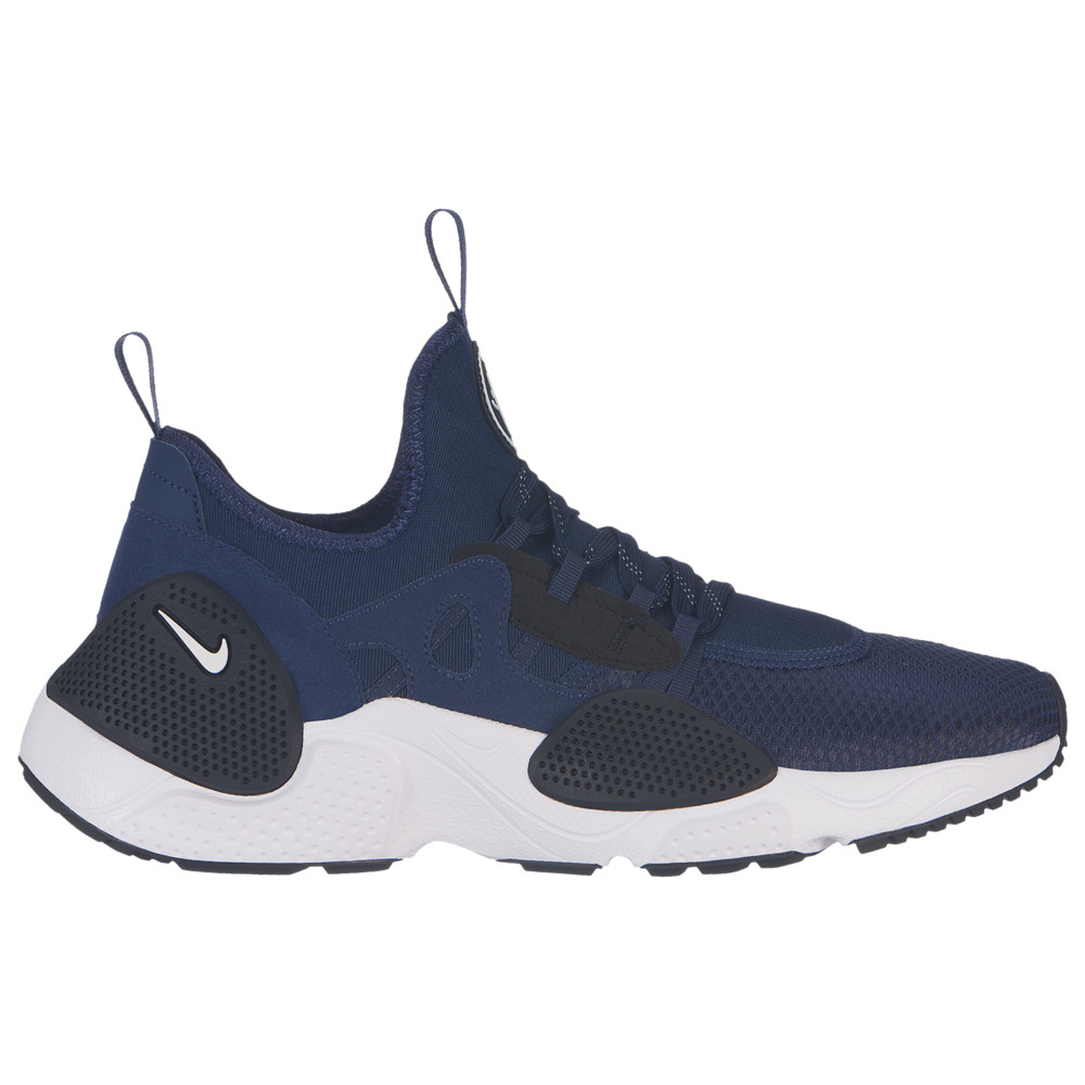 ナイキ Nike メンズ ランニング・ウォーキング シューズ・靴【Huarache E.D.G.E】Midnight Navy/White/Black Textile
