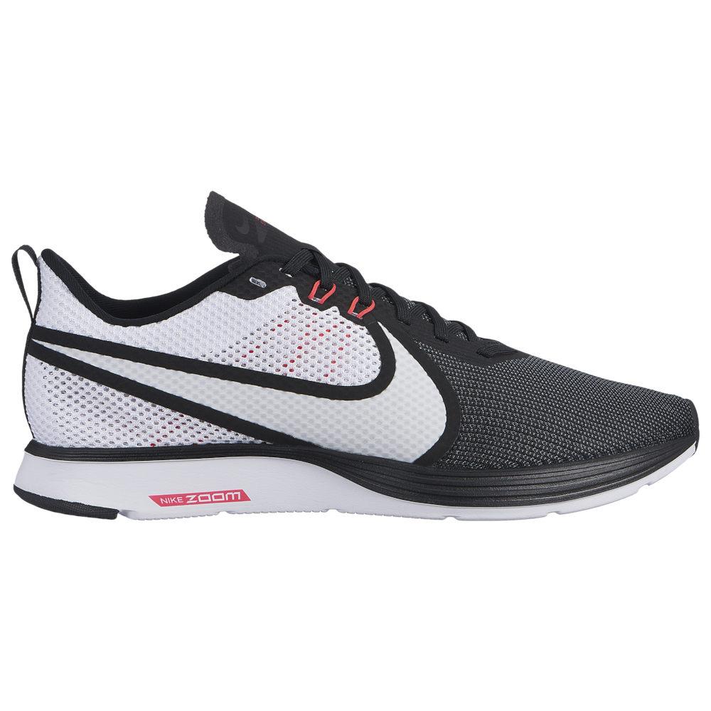 ナイキ Nike メンズ ランニング・ウォーキング シューズ・靴【Zoom Strike 2】Black/White/Red Orbit/Anthracite