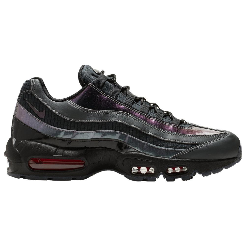 ナイキ Nike メンズ ランニング・ウォーキング シューズ・靴【Air Max 95】Black/Ember Glow/Dark Grey LV8