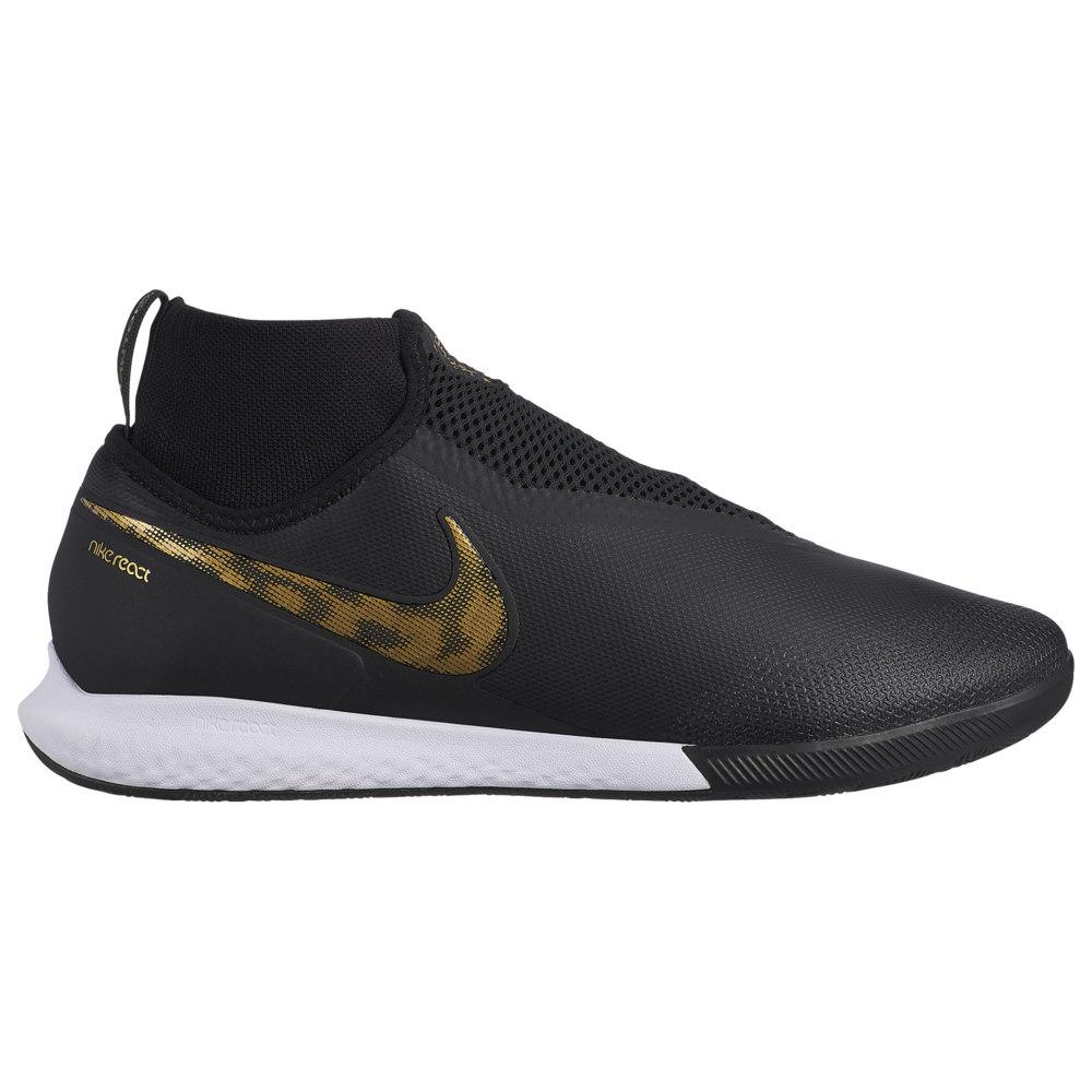 ナイキ Nike メンズ サッカー シューズ・靴【Phantom VisionX Pro DF IC】Black/Metaliic Gold Black Lux