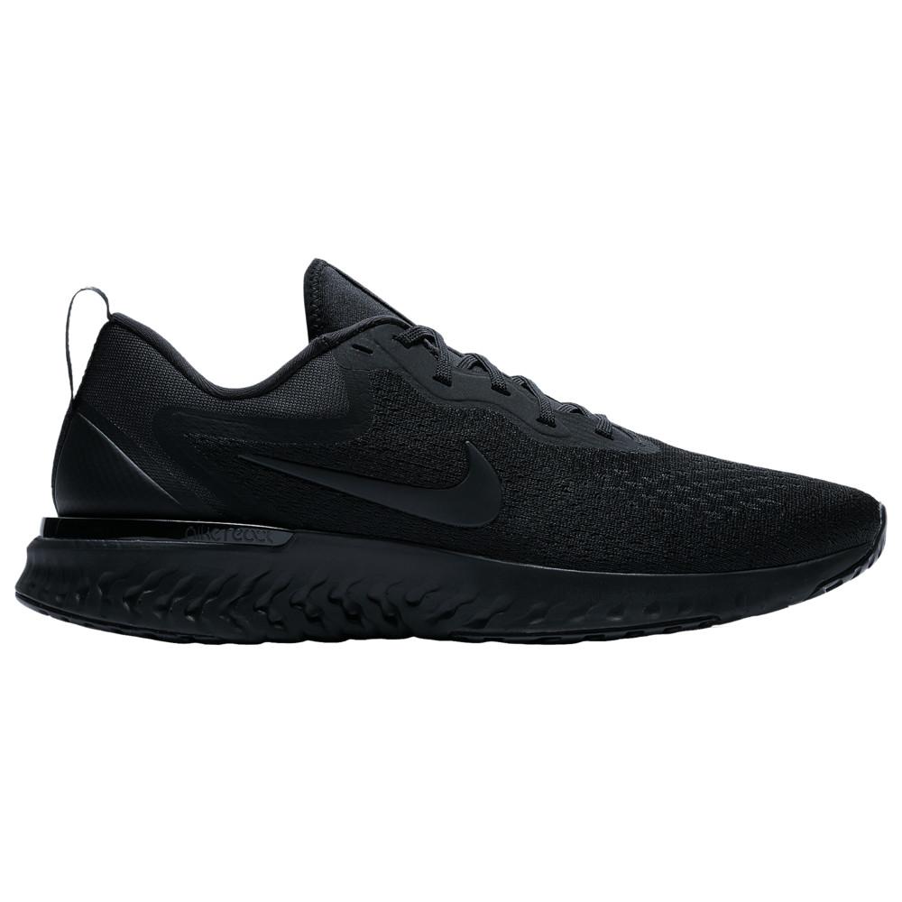 ナイキ Nike メンズ ランニング・ウォーキング シューズ・靴【Odyssey React】Black/Black/Black