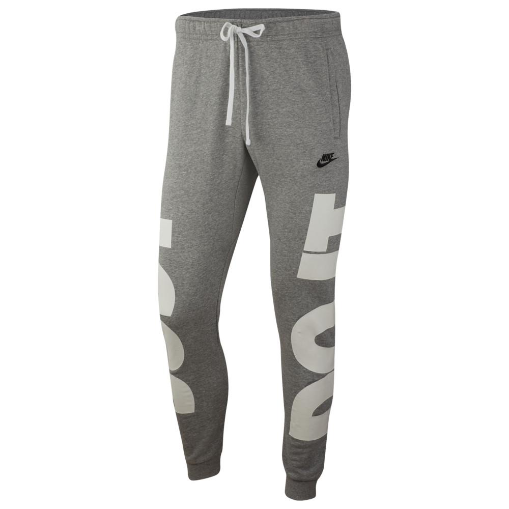 ナイキ Nike メンズ ボトムス・パンツ ジョガーパンツ【JDI + Fleece Jogger】Dark Grey Heather/Black