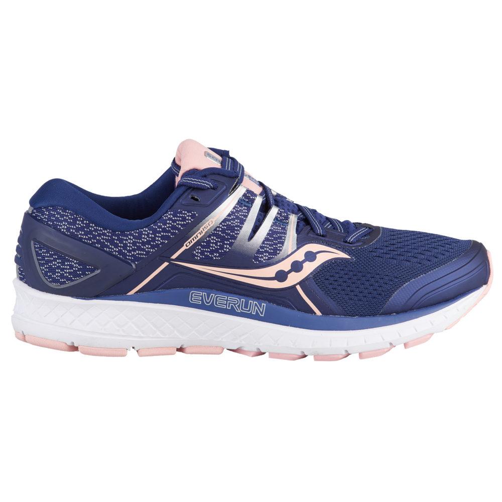 サッカニー Saucony レディース ランニング・ウォーキング シューズ・靴【Omni ISO】Navy/Blush