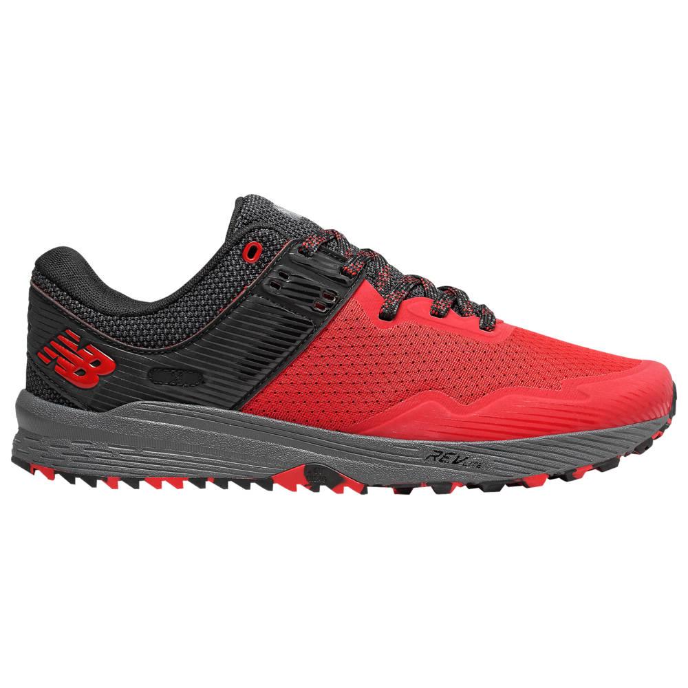 ニューバランス New Balance メンズ ランニング・ウォーキング シューズ・靴【Nitrel Trail V2】Team Red/Black/Magnet