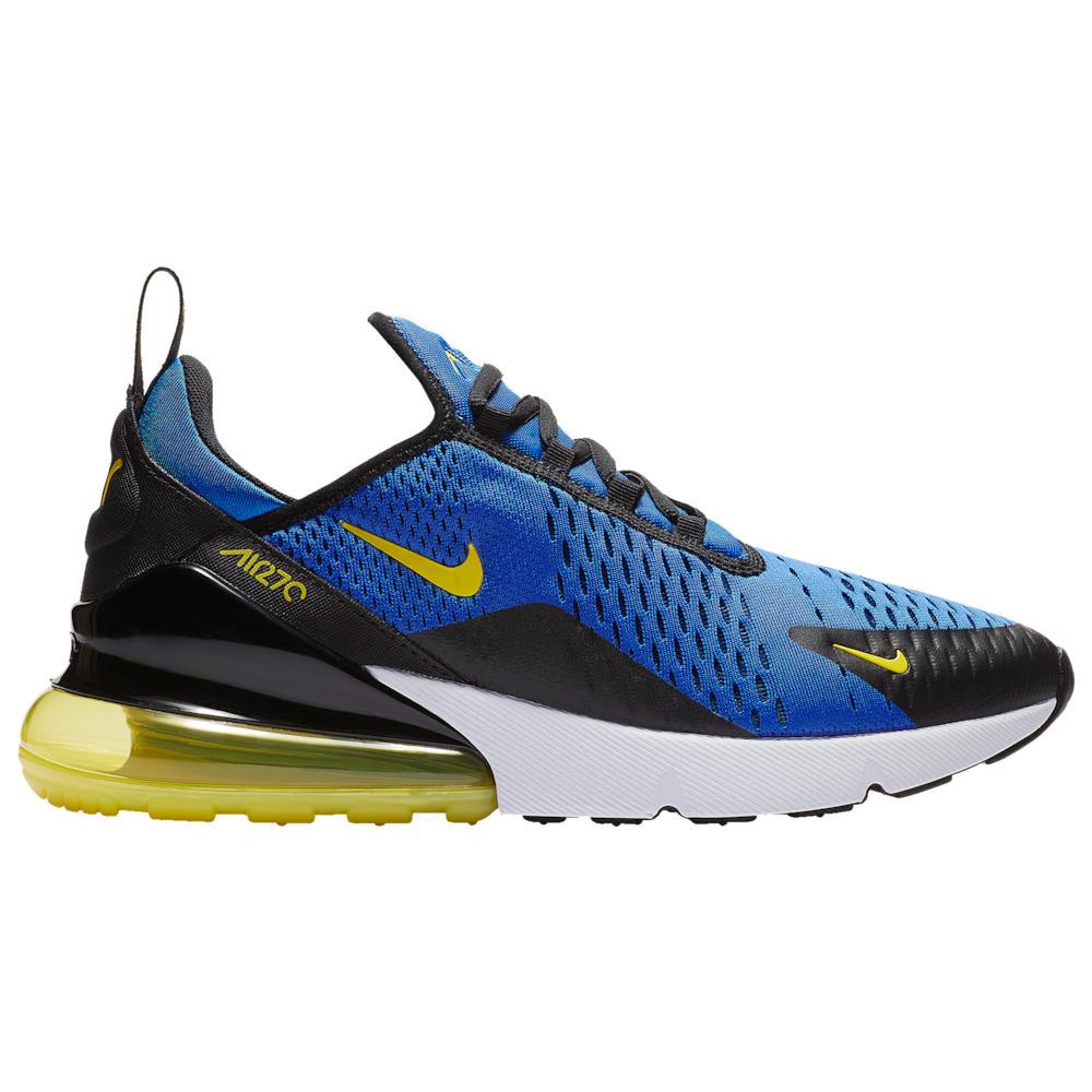 ナイキ Nike メンズ ランニング・ウォーキング シューズ・靴【Air Max 270】Game Royal/Chamois/White/Black