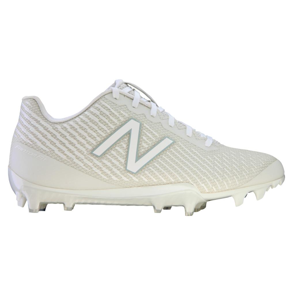 ニューバランス New Balance レディース ラクロス シューズ・靴【Burn X Low】White
