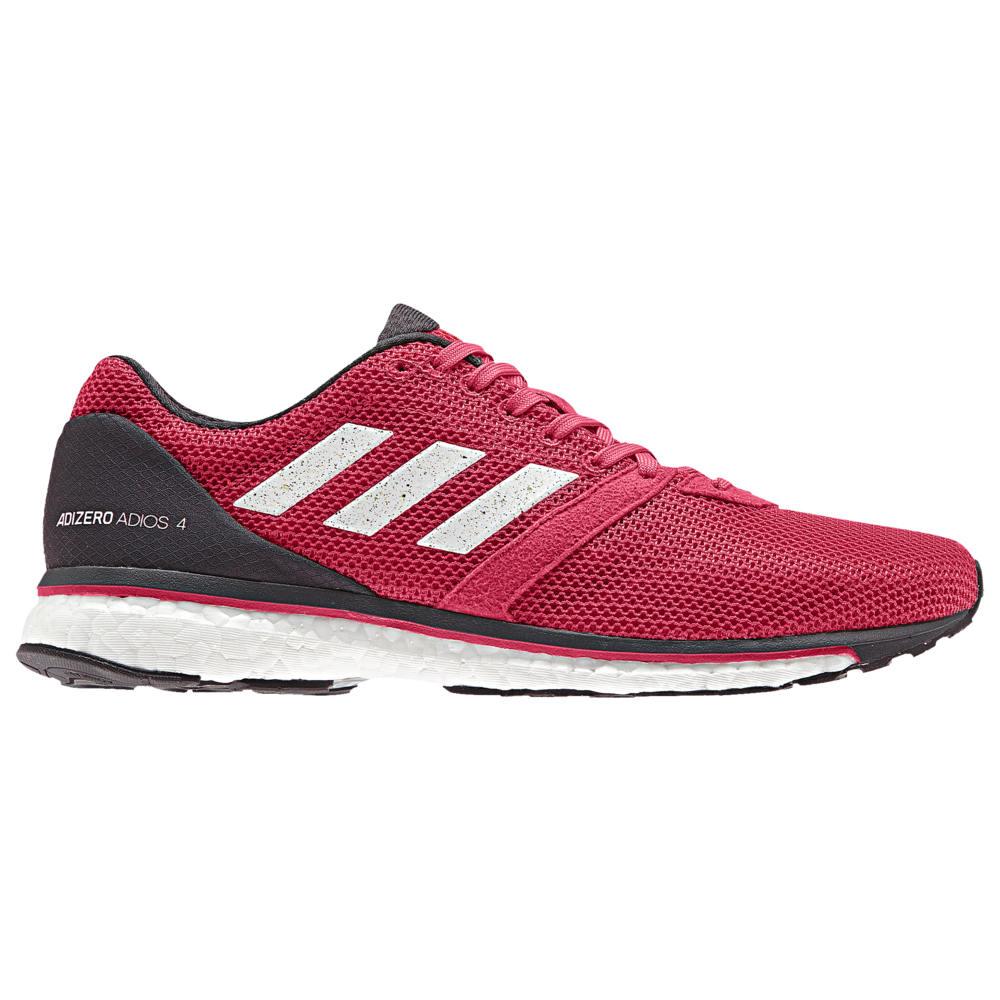 アディダス adidas メンズ ランニング・ウォーキング シューズ・靴【adiZero Adios 4】Active Pink/White/Carbon