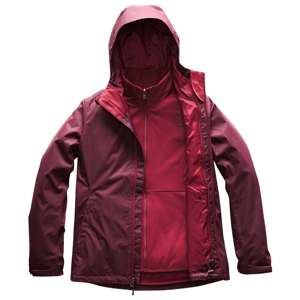 ザ ノースフェイス The North Face レディース アウター レインコート【Arrowood Triclimate Jacket】Fig