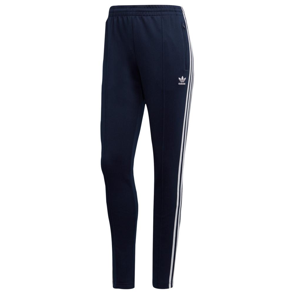 アディダス adidas Navy Originals Originals レディース ボトムス・パンツ Superstar スウェット・ジャージ【Adicolor Superstar Track Pants】Collegiate Navy, セレクトショップreal:192373db --- sunward.msk.ru