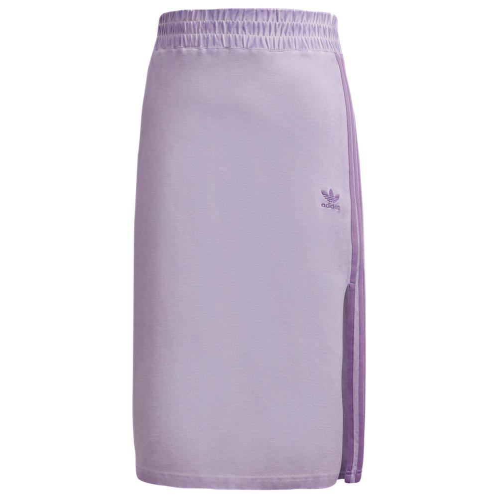 アディダス adidas Originals レディース スカート【Skirt】Purple Glow The Dye Pack