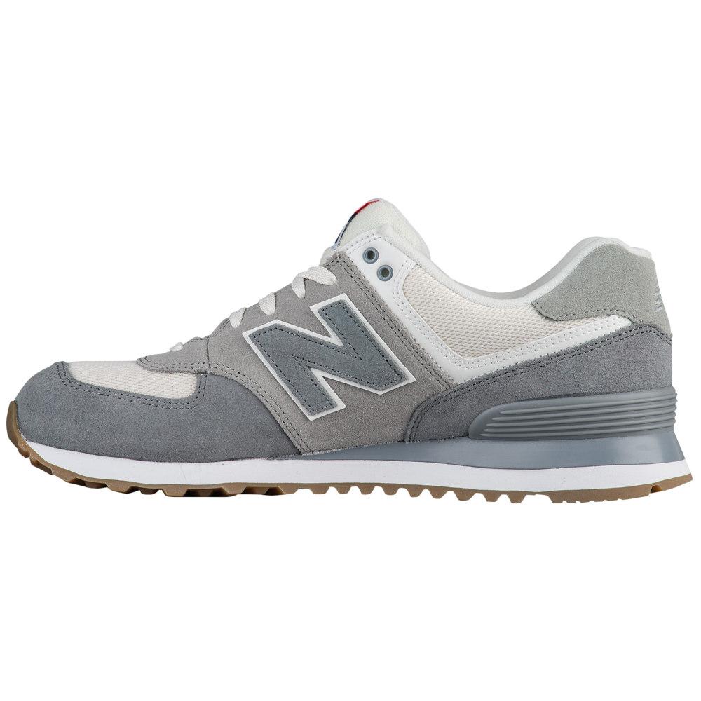 ニューバランス New Balance メンズ ランニング・ウォーキング シューズ・靴【574】Steel/Silver Mink