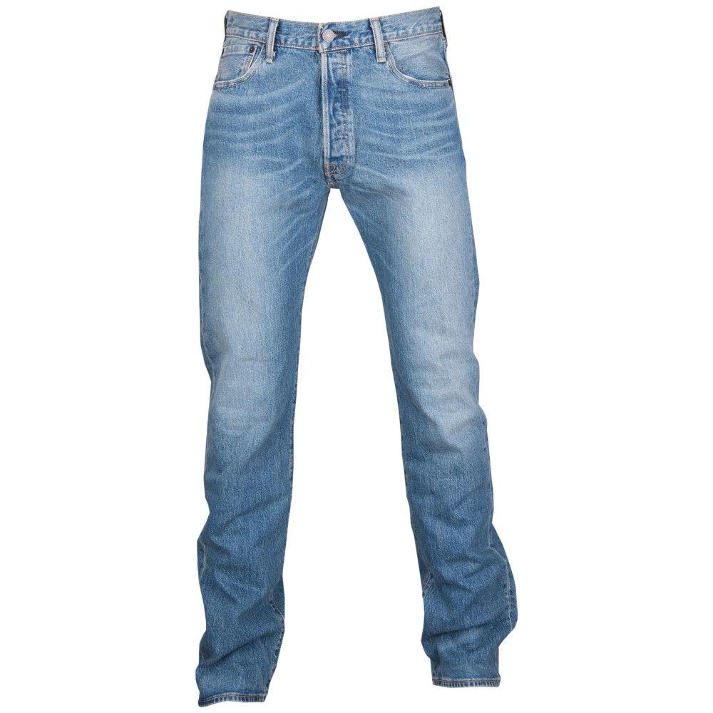 リーバイス Levi's メンズ ボトムス・パンツ ジーンズ・デニム【501 Original Fit Jeans】The Ben Stretch