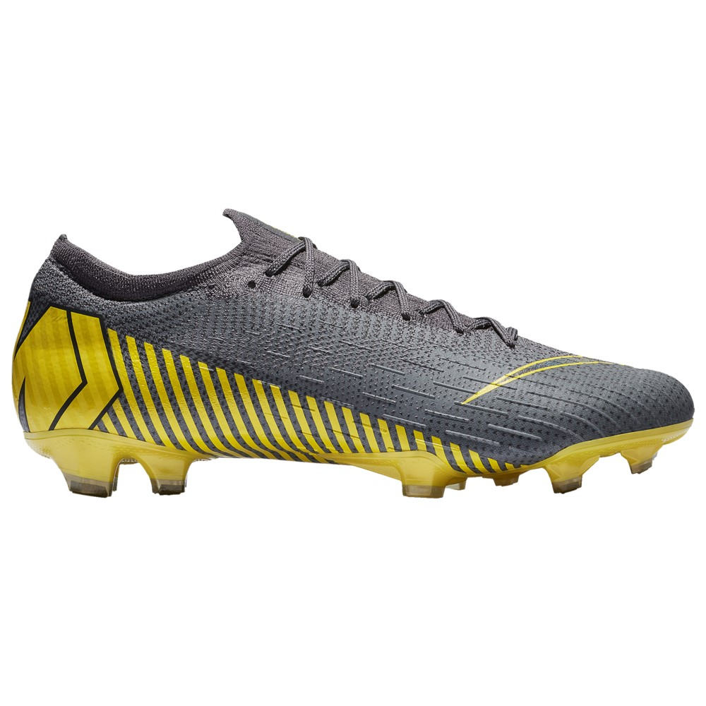 ナイキ Nike メンズ サッカー シューズ・靴【Mercurial Vapor 360 Elite FG】Thunder Grey/Black/Optic Yellow Game Over, 布団のソムリエ fa8e61ee