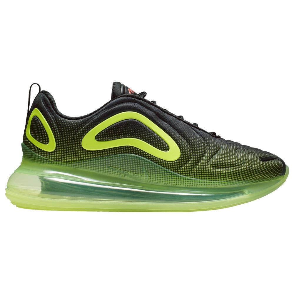 ナイキ Nike メンズ ランニング・ウォーキング シューズ・靴【Air Max 720】Black/Bright Crimson/Volt Throwback Future