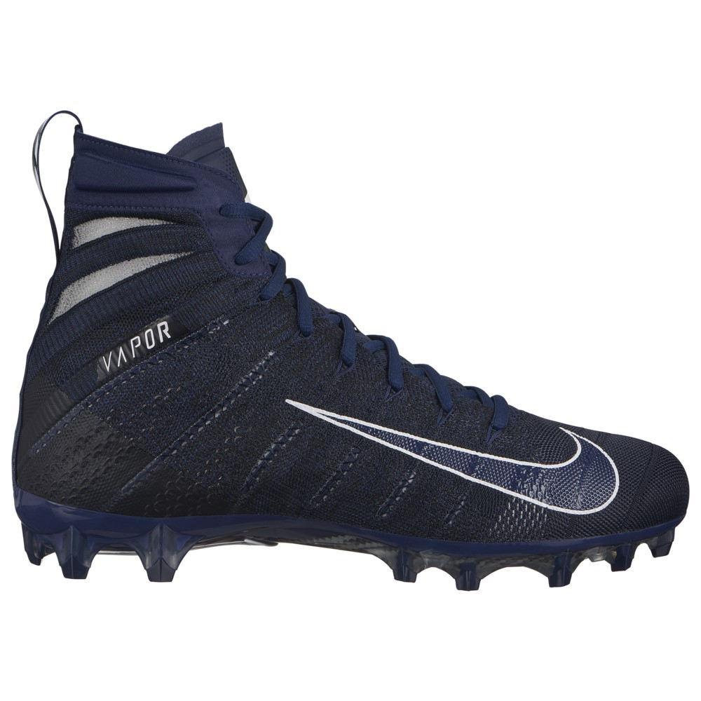 ナイキ Nike メンズ アメリカンフットボール シューズ・靴【Vapor Untouchable 3 Elite】College Navy/College Navy/Black/White