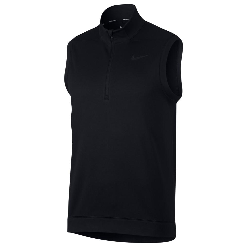 ナイキ Nike メンズ ゴルフ トップス【Therma Repel Repel Golf ゴルフ Vest メンズ】Black/Black, アースコンタクト:7df6f692 --- acessoverde.com